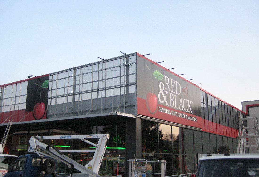 Red&Black insegne Asti