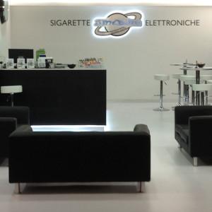 Smooke Caselle progetto negozio di rappresentanza del brand