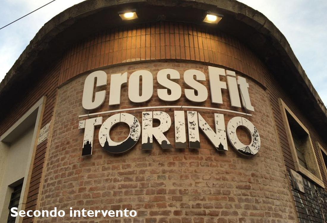 crossfit Torino insegna Paolo Padovan architetto