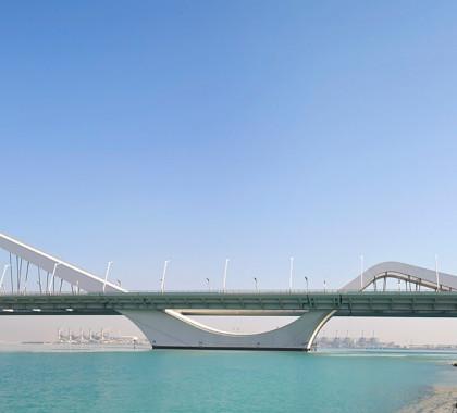 2010 Abu Dhabi Sheikh Zayed Ponte
