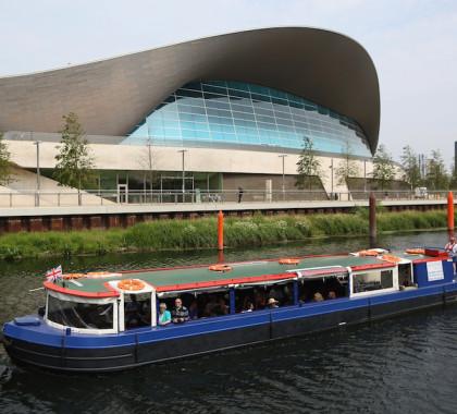 2015 London Aquatics Centre