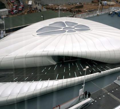 2008 Hong Kong, Cina, Padiglione Chanel