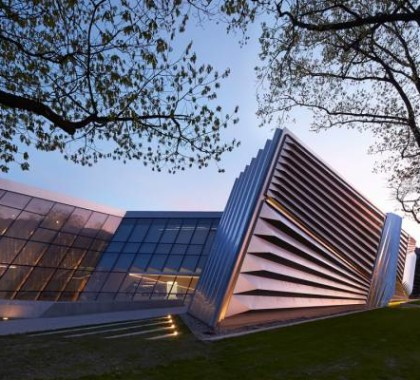 Lansing, Usa, Edythe Broad Art Museum