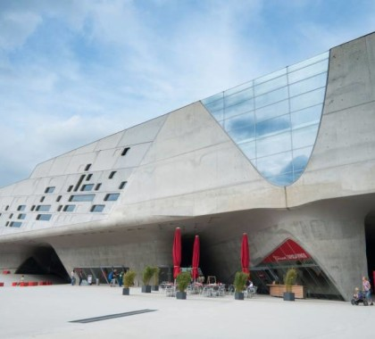Wolfsburg, Germania, Phaeno Science Center