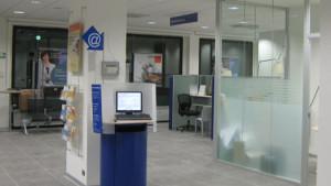 Realizzazione dell'intervento di restyling della filiale Intesa Sanpaolo di Forno Canavese