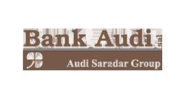 Bank Audi logo montecarlo