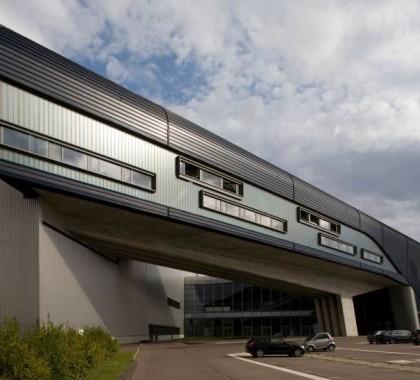 Lispia, lo stabilimento BMW